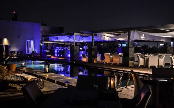 addah - the o hotel a perfect corporate party place