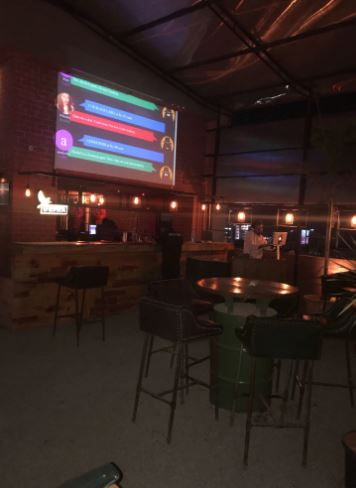 agent jacks bar a perfect corporate party place