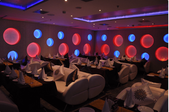 aggrafe a perfect corporate party place