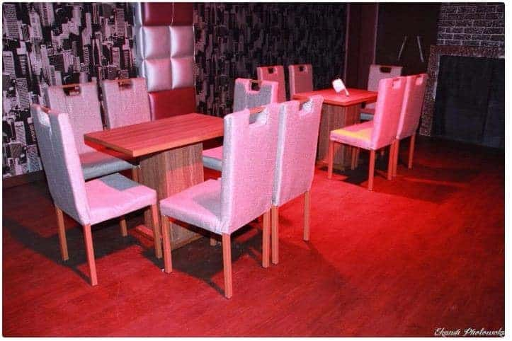 alcoholic lounge   bar a perfect corporate party place