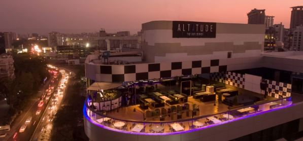 altitude - the air lounge a perfect corporate party place