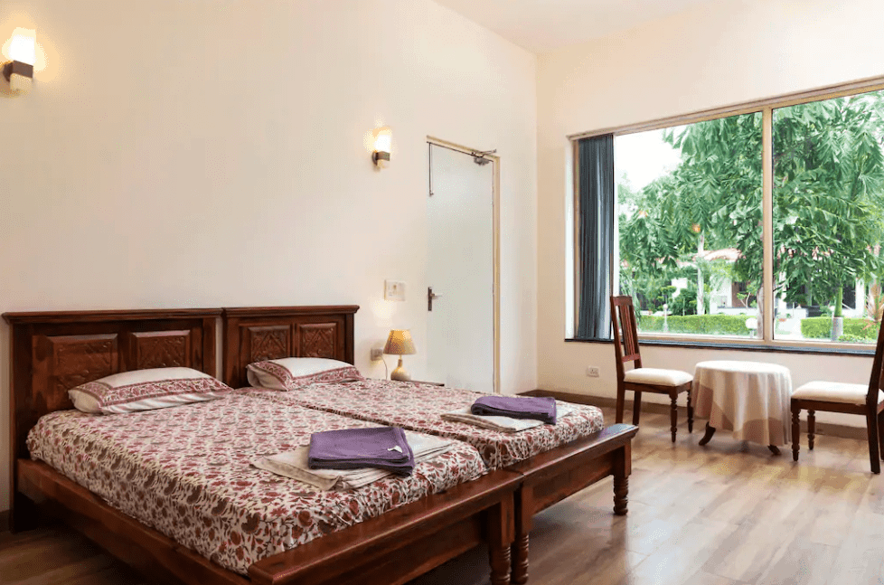 Ambience of Farmhouse 1102 Panchgaon
