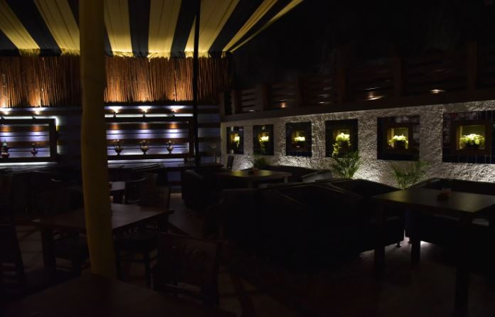 azouk a perfect corporate party place