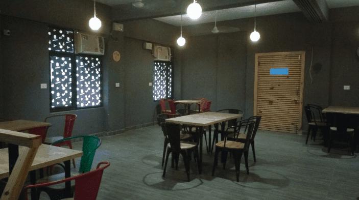Bar Area at Barshala
