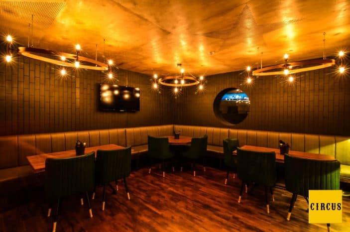 bar area at circus south ex