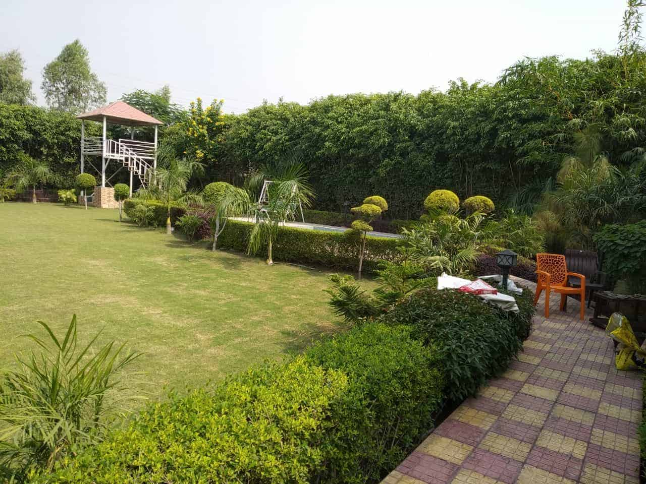 Bar Area at Farmhouse 3301 - Sector 135 Noida
