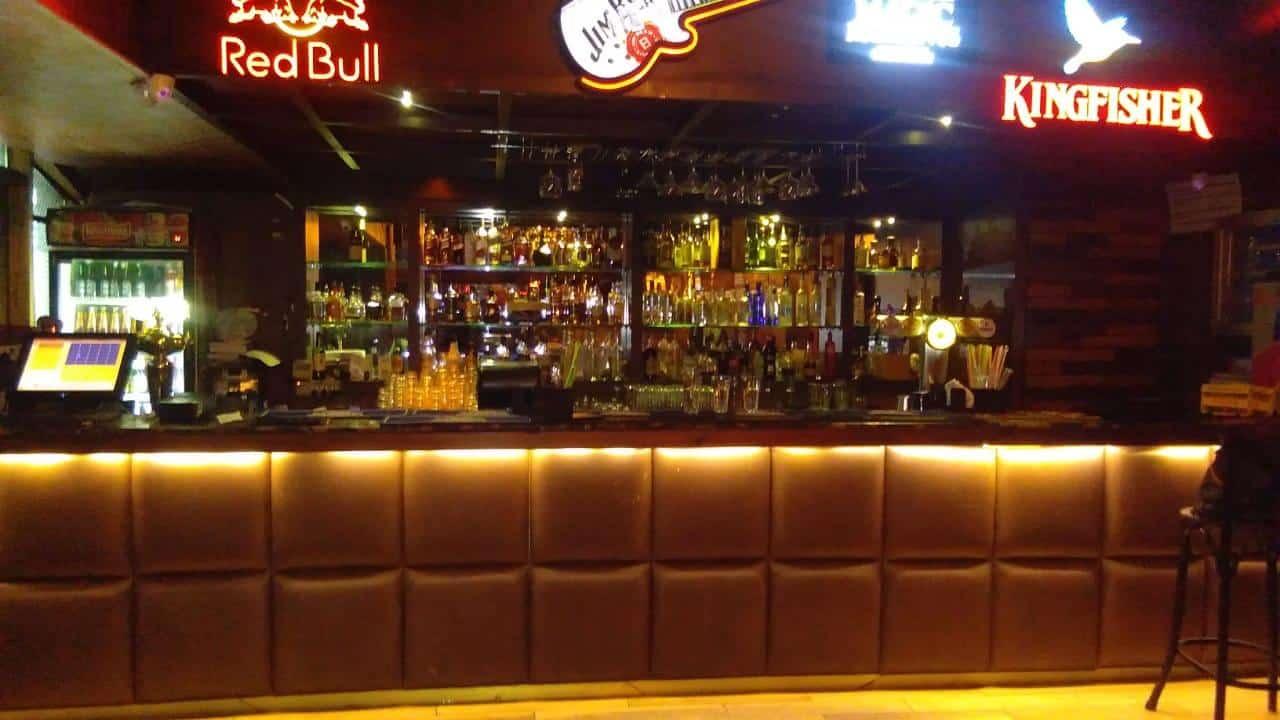 Bar Area at K Boulevard