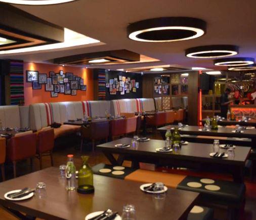 Bar Area at sudaka