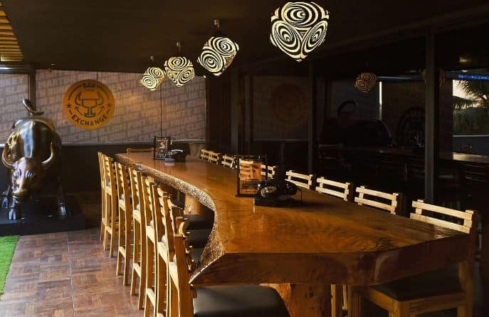 bar exchange a perfect corporate party place