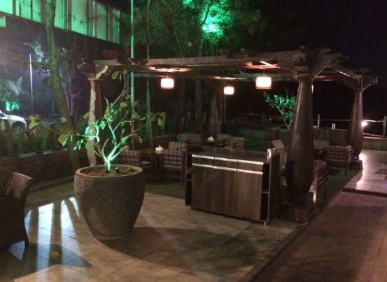 barbacoa resto-lounge a perfect corporate party place