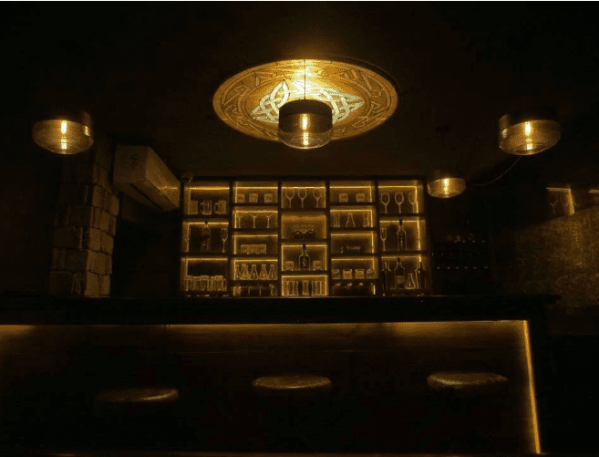 baro bar a perfect corporate party place