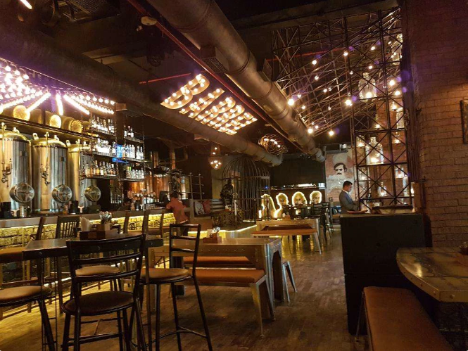 barrel and co a perfect corporate party place