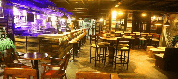 beer company a perfect corporate party place