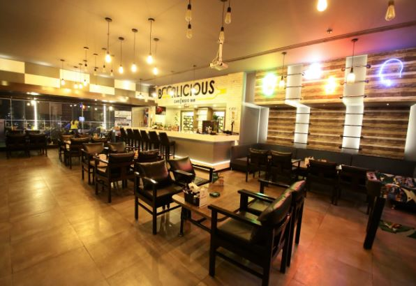 beerlicious a perfect corporate party place