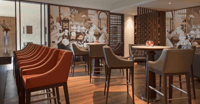 best brews - four points by sheraton bengaluru... a perfect corporate party place
