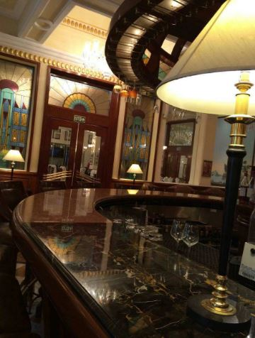 Birthday party at 1911 bar - the imperial Janpath