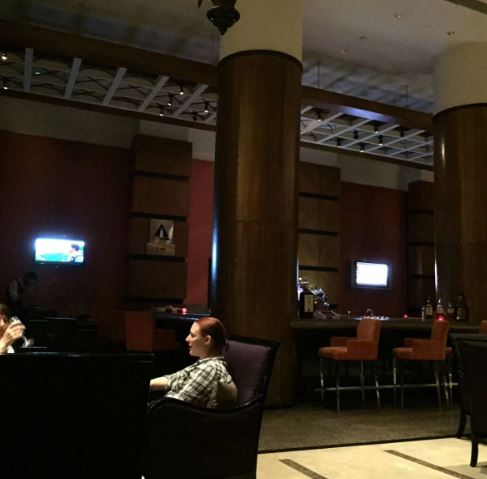 Birthday party at a bar - renaissance hotel Powai