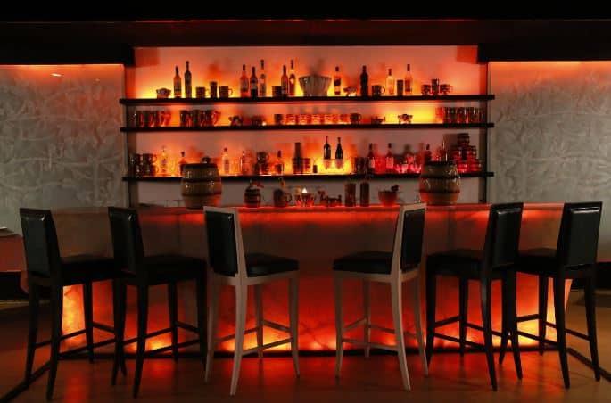 Birthday party at alchemy lounge - ellaa hotels Gachibowli