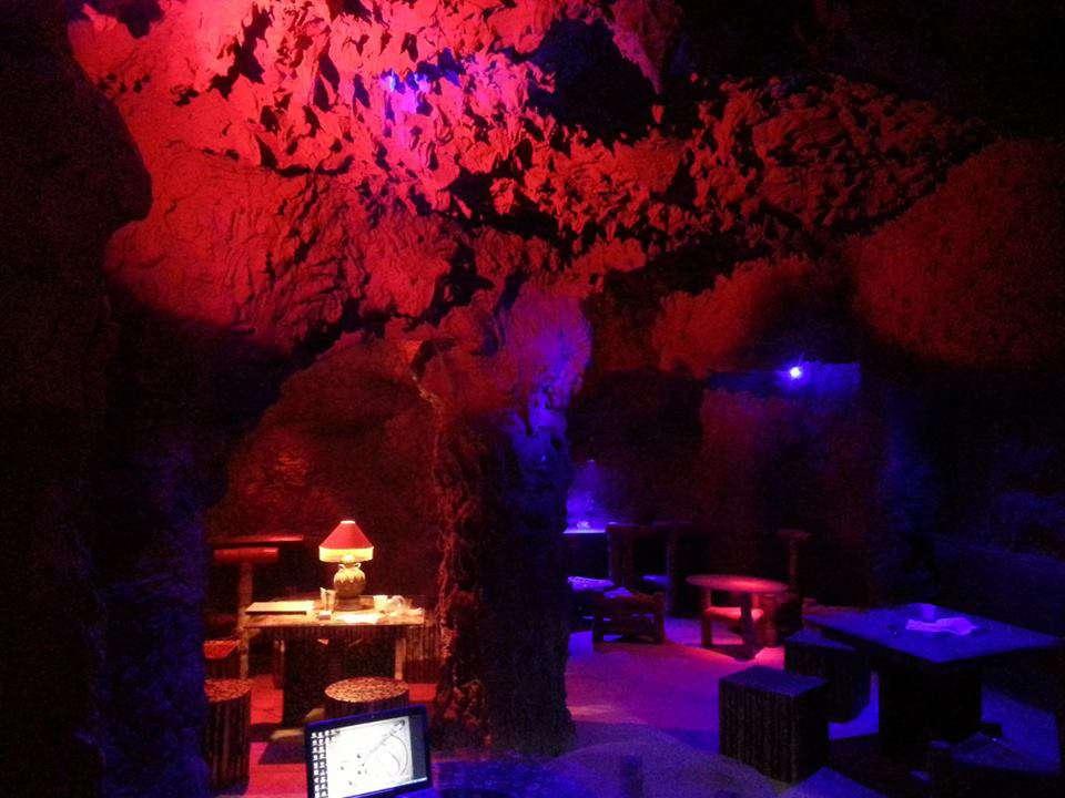 birthday party at alibaba caves