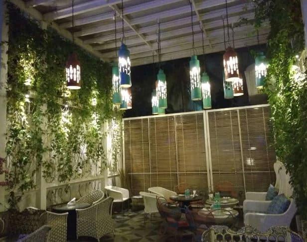 Birthday party at aqua - the park bangalore MG Road
