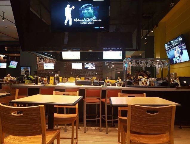 Birthday party at b-dubs Jubilee Hills