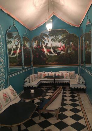 Birthday party at bar palladio jaipur Narayan Singh Circle