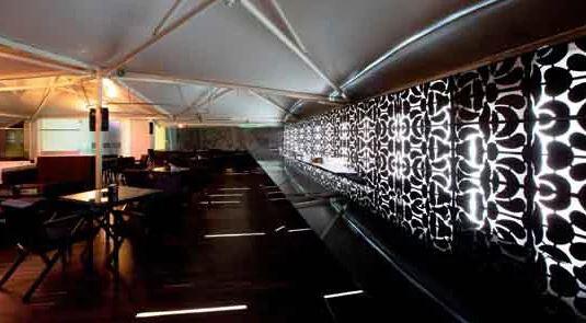 Birthday party at beetle juice bar - springs hotel and spa Basavanagudi