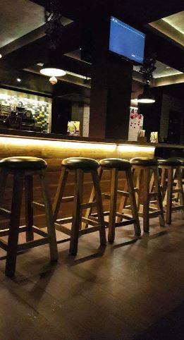 Birthday party at big bang theory - bar and kitchen Kodambakkam
