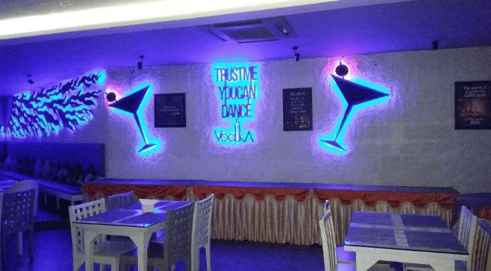 Birthday party at blue i pub Marathahalli
