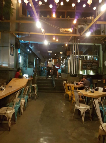 Birthday party at brewbot eatery and pub brewery Veera Desai Area