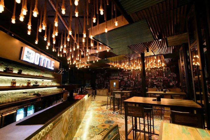 Birthday party at by the bottle Jubilee Hills