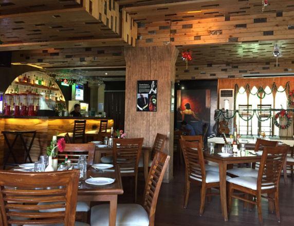 Birthday party at cafe 1730 Koregaon Park