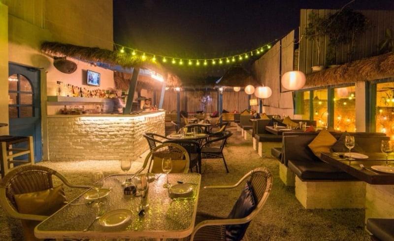 Birthday party at cafe 27 Kailash Colony