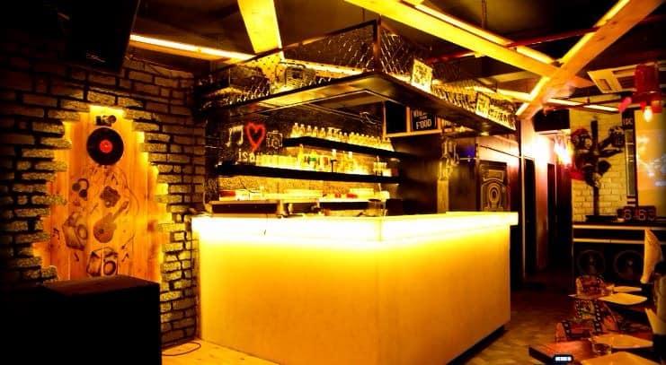 Birthday party at cafe foto club Rajouri Garden