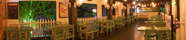 Birthday party at chin lung resto bar Residency Road