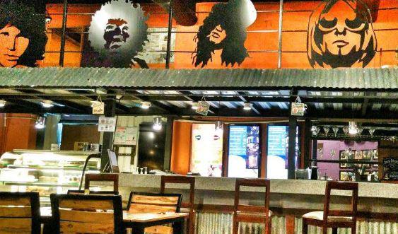 Birthday party at classic rock coffee co. Kalyani Nagar