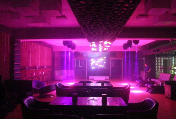 Birthday party at club x Koramangala Fourth Block