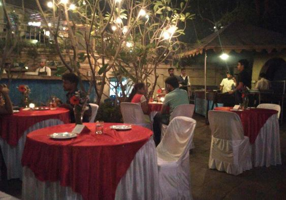 Birthday party at cocoparra Kharadi