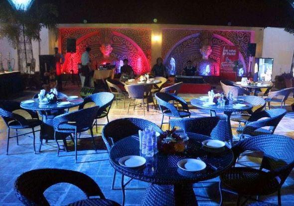 Birthday party at cube bar Gomti Nagar