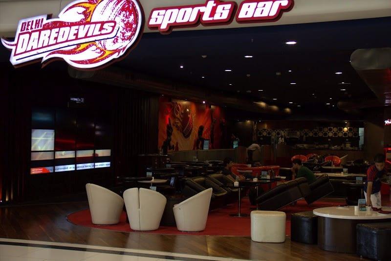 Birthday party at delhi daredevils sport bar Sector 38