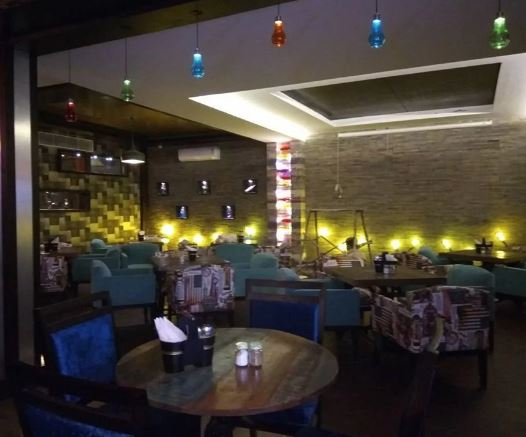 Birthday party at district 9 lounge Malviya Nagar