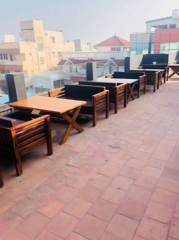 Birthday party at drizzle by the beach Palavakkam