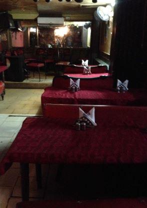 Birthday party at elfin bar and restaurant Esplanade