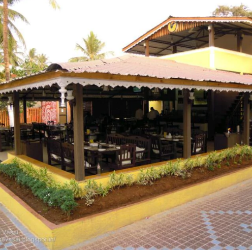 Birthday party at farmhouse garden family restaurant and bar Vasai