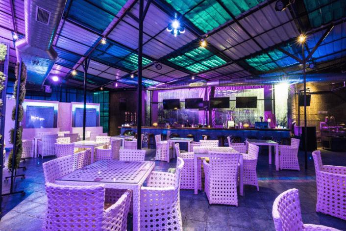 Birthday party at hinglish - cafe beach bar Rajouri Garden