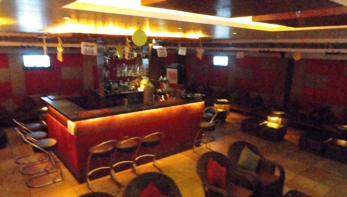 Birthday party at hotel himanis - vertigo lounge Sector 35C