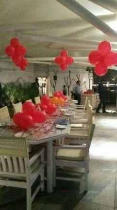 Birthday party at jannat Gomti Nagar