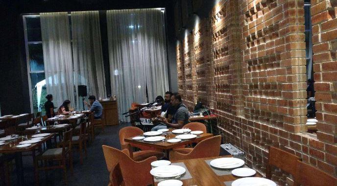 Birthday party at komatose - holiday inn express and suites Gachibowli