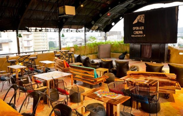 Birthday party at lost the plot - seasons apartment hotel Aundh