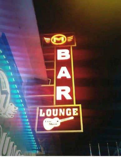 Birthday party at m bar and lounge Paharganj